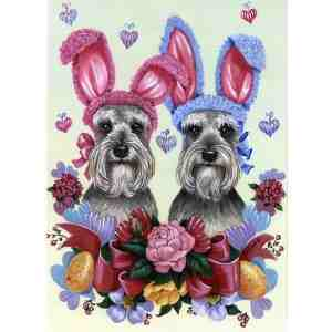 With Schnauzerly Love to all..